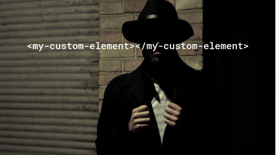 ¿Qué elementos de HTML pueden tener Shadow DOM?
